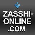 ZASSHI ONLINE logo