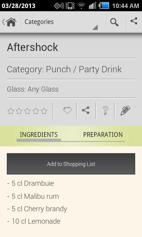 16,250+ Drink Recipes FREE - screenshot
