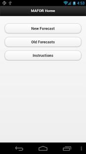 MAFOR Decode and Display- screenshot thumbnail