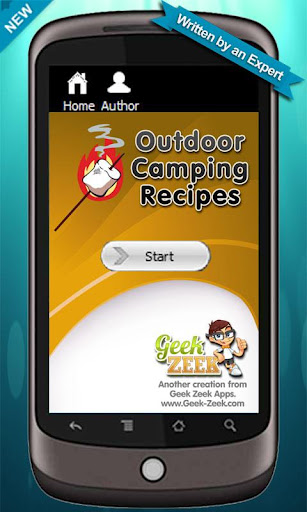 Outdoor Camping Recipes