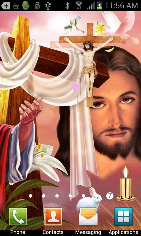 JESUS CHRIST HQ Live Wallpaper- screenshot