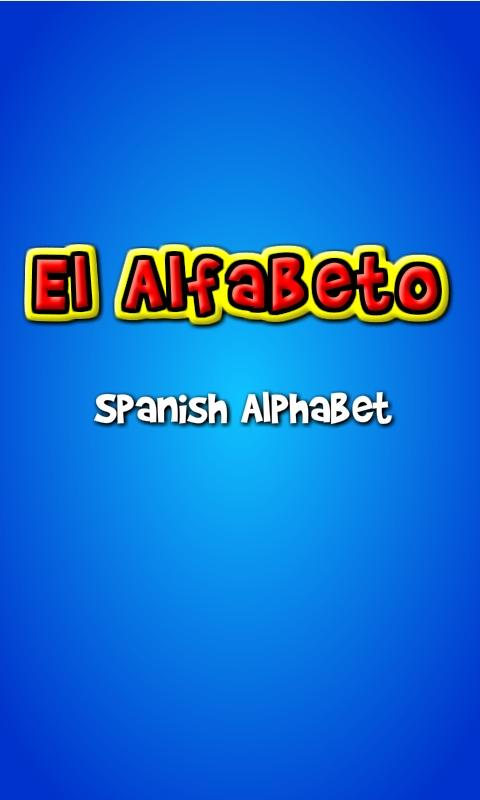 Spanish Alphabet Coloring- screenshot