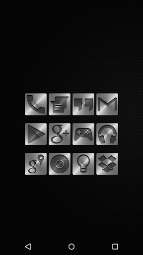 Metal - Icon Pack