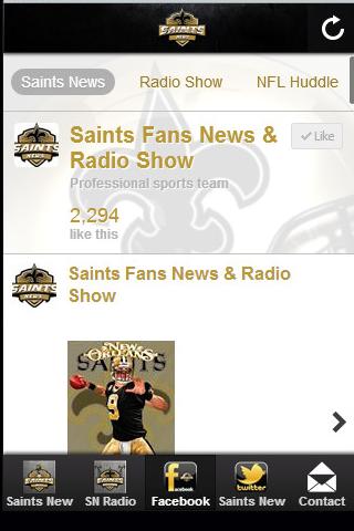 Saints News Radio Network