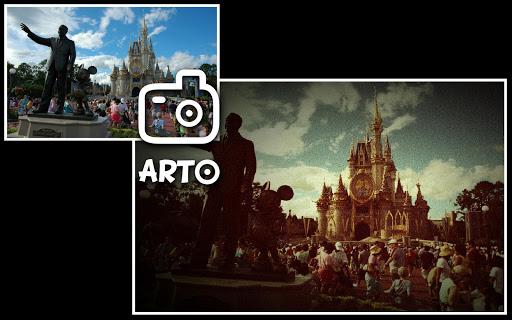 Arto.free: retro photo fx