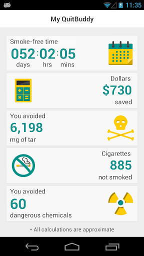 Quit Now: My QuitBuddy