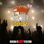 CFWF 104.9 The WOLF