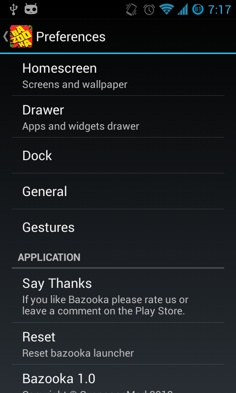 Bazooka Launcher - screenshot