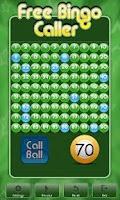 Screenshot of Free Bingo Caller