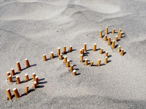 Stop smoking wallpaper