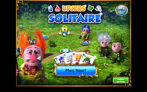 Upjers Solitaire- screenshot thumbnail