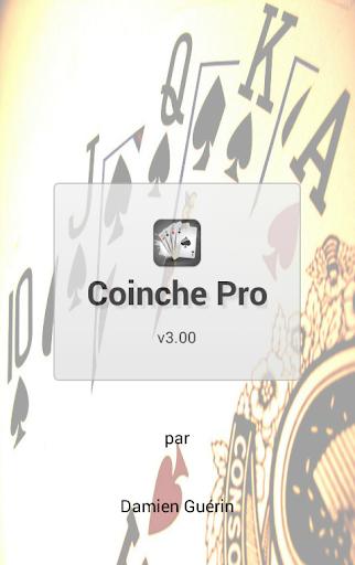 Coinche Pro