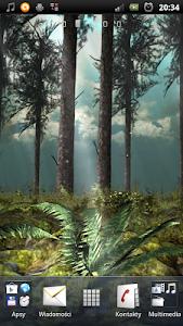 Dark Forest 3D HD LWP v1.8.2