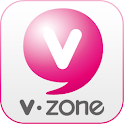 VZONE 부킹아이 logo