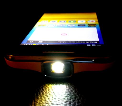 Projector Galaxy Beam Toggle