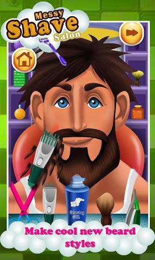玩免費休閒APP|下載亂刮沙龍 — — 毛茸茸的臉 app不用錢|硬是要APP