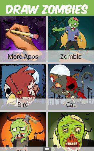 Draw Zombies