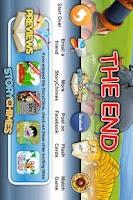 Screenshot of Race of The Zodiac StoryChimes