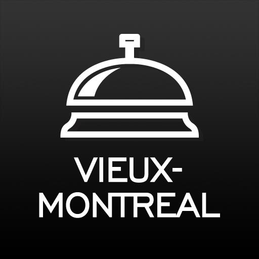 Experience Old Montreal LOGO-APP點子