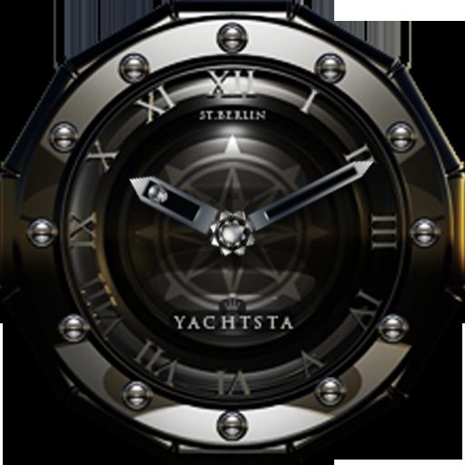 Yachtsta designer Clock Widget LOGO-APP點子