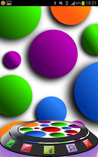 Neon Next Launcher 3D Theme