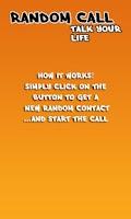 Screenshot of Random Call