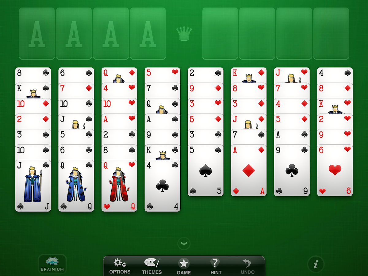 FreeCell Solitaire - Android Apps on Google Play