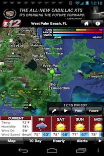 WPEC WX - screenshot thumbnail