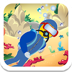 Sea Diver - Free Game for Kids icon