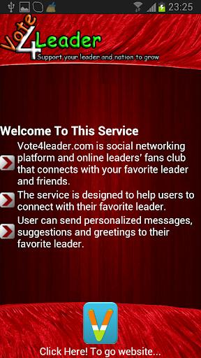 Vote4Leader