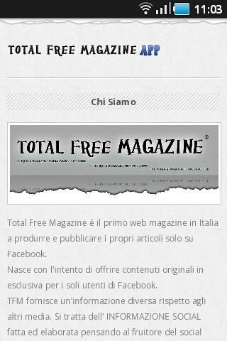 【免費新聞App】Total Free Magazine-APP點子