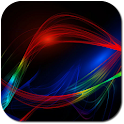 3D Light Live Wallpaper ★ icon