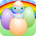 Baby Egg Hatch - Easter Chicks icon