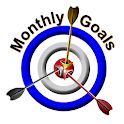 mGoals , Monthly Goal Tracking