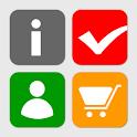 iCheckMyShop logo