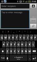 Screenshot of Arabic  -  Perfect keyboard