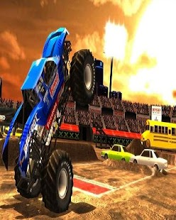 Hill Truck Racing - screenshot thumbnail
