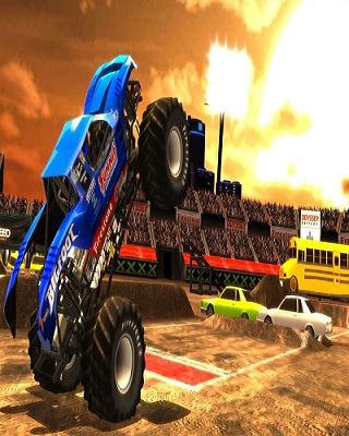 Hill Truck Racing - screenshot