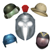 Aviary Stickers: Helmets