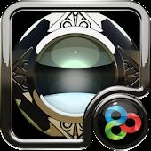 GO Launcher Theme Black Diamon