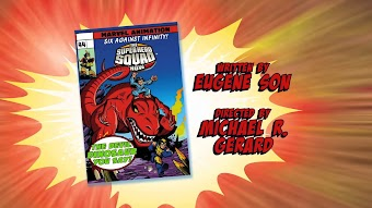 DEVIL DINOSAUR YOU SAY!, THE