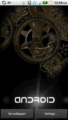 Clock Gears LWP