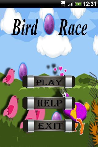 Bird Egg Race