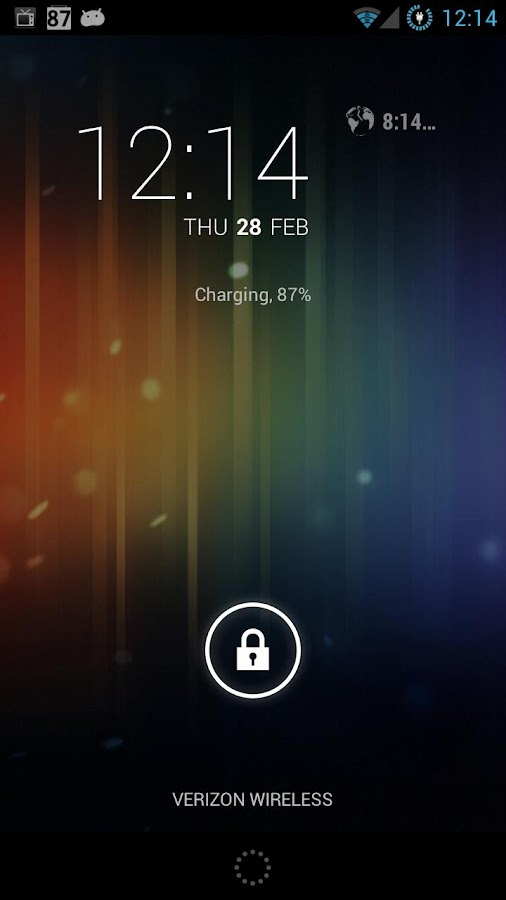 WorldClock for DashClock - screenshot