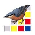 Vogels van Europa logo