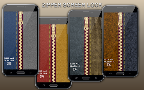 Zip Screen Lock - screenshot thumbnail
