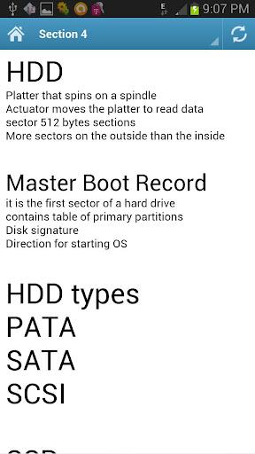 A+ study guide 生產應用 App-愛順發玩APP