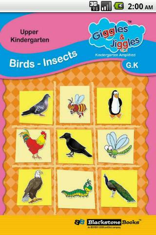 UKG-BirdsAndInsects