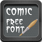 Comic Fonts for FlipFont Free