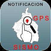 NOTIFICACIÓN SÍSMICA GPS